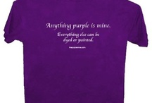 Clothes - T-shirts I want / Over three hundred shirts I'd like. I think I have a problem.  / by Susan