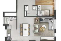 Floorplan 3 bedrooms