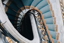 Aesthetic Stairs