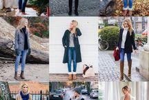 Moda / Inspiracje i stylizacje :-)