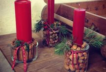 Juledekorationer og julepynt