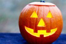 Halloween pumpkin carving / Halloween pumpkin carving ideas