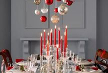 Holiday Decor and ideas / by Stacey LeRoux