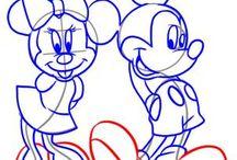 Postavičky Disney