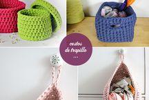 Crochet / Trapillo