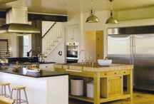 For the home: Kitchens / by Emily Kane