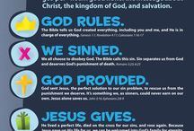 Poster ideas. / Various posters I like that I might could use in our kids ministry area.