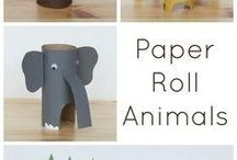 paperroll ideas