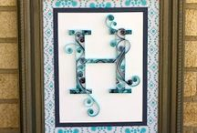 Creativity {Paper Quilling} / by Patricia Brannan