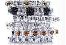 Ciccarelli Stackables / Stackable jewelry is awesome.  You can create Mother's Rings, fashion/interchangeable designs to fit your outfit or mood.  We love them and they are very affordable!