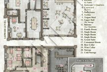 Floorplans and Maps