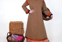 Medieval Rus Costumes