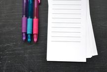 Prep- writing