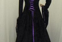 robe gotic