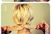 hairstyles :)