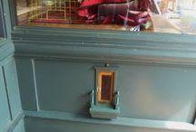 Pienet ovet/fairy doors