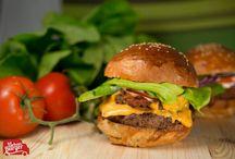 "Urban Burger ""Taste the Burger"" / http://www.urbanburger.ro Urban Burger ""Taste the burger"""