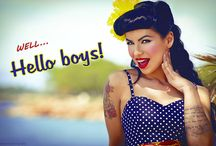 Passion for PIN UP
