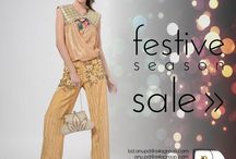 Festive Sale / Special prices on our festive and Bridal collection