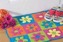 crochet inspiration for home
