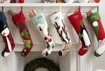 New christmas stockings for 2013 / by Michele Shannon