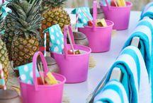 Makayla's 8th Beach party