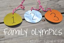 Family fun things / by Bronwyn Mitchell