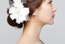 Bridal hairstyles / Bridal hairstyle inspirations