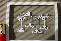 Framed papercuts
