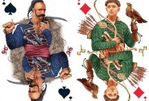 PLAYING cards / by Ann Hecht