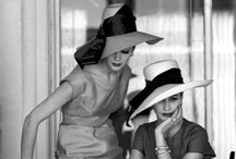 vintage hat / vintage hat ,vintage fashion photos