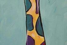 shirts, paintings....