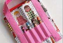 Toddler sewing gifts