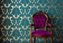 Graham & Brown Wallpaper / A selection of the many beautiful wallpapers from one of the worlds best wallpaper brands.