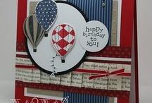 Air Balloons / cards