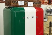 Italian Excellence / Since when it was born, Italy has always given life to the best in every field: the best food, the best cars, the best fashion.  Smeg makes no exception, representing the best technology with a touch of Italian Style.