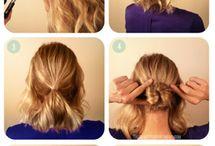 Hair / by Amanda Mory