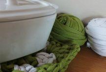 Quoi faire avec les restes de laine !