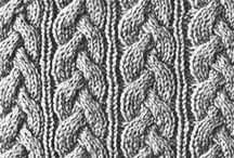block patterns cables