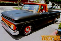 Car and truck / by Ely Malone-Tague