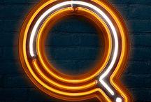 P - p og Q - q / Billeder af bogstaverne 'P' og 'Q'
