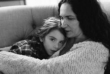 Mommy & Me Sessions / Emotive portraits of mothers and their children and families by Elisabeth Waller Photography. From Vermont and New England.