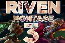 THE INSANE RIVEN 3 | LEAGUE OF LEGENDS