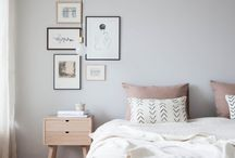 beauty sleep / Master room inspo
