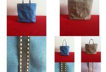 Au fil de B et G / Création de sacs et pochettes, articles de bébé, de toilette.
