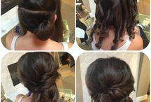 bridal.hairdo / All about bridal hair