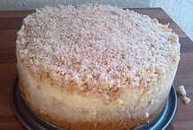 Backen Torten und Kuchen