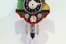 German Cookoo Clocks