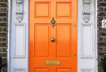 Doors & Gates / Beautiful, colorful, simple, ornate, intricate, and bold doors and gates from around the world. / by Steve Hoffacker - New Home Sales Training