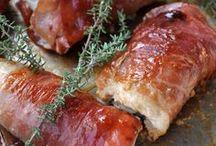 petti di pollo e pollo